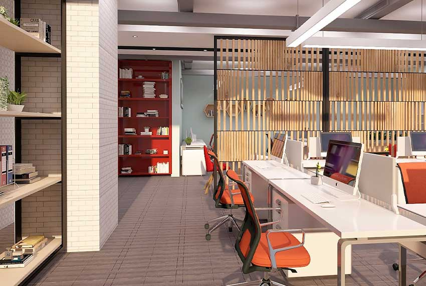 Office Space 3D-5