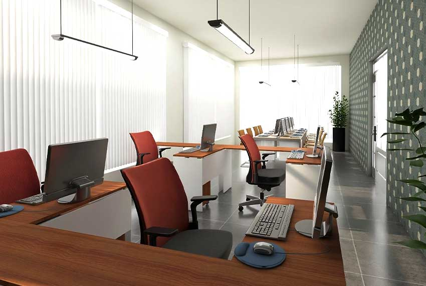 Office Space 3D-3