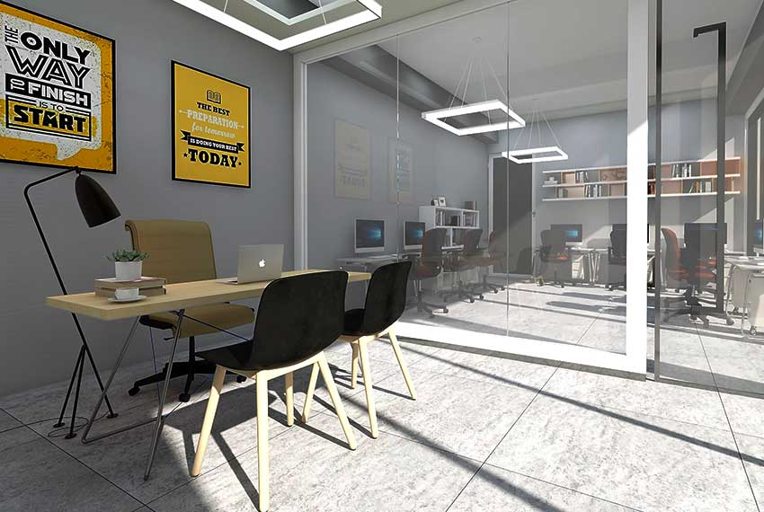 Office Space 3D-8